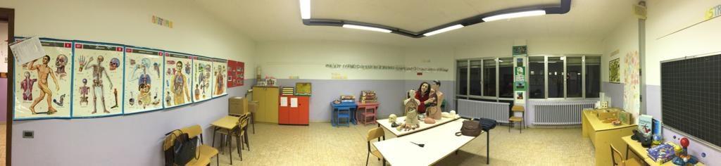 laboratori della scuola Fortis