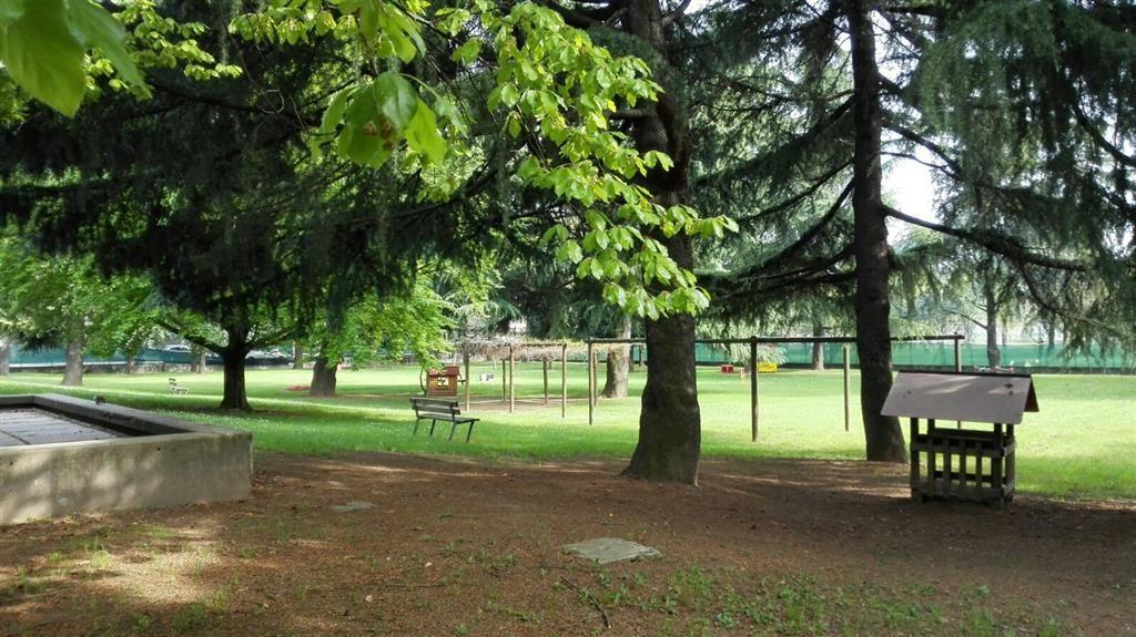 Scuola dell'infanzia Grimm: giardino