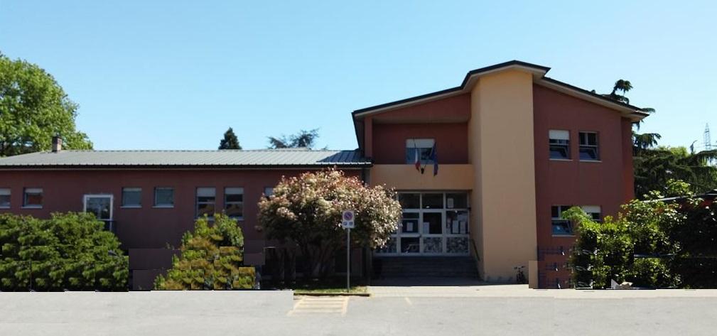 Scuola del'infanzia Rodari: entrata